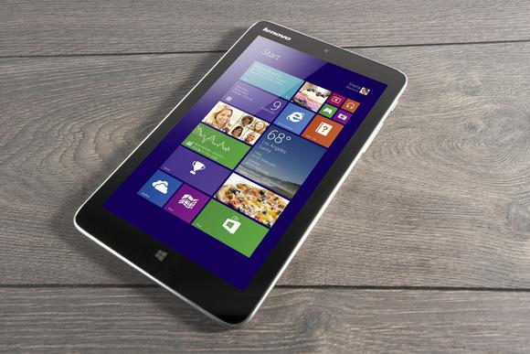 Lenovo убирает из США небольшие планшеты с Windows