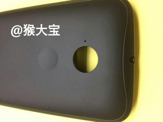 Фото панелей нового смартфона  Motorola говорят о совсем небольшой толщине устройства