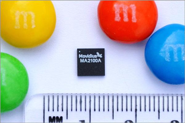 Movidius Myriad 2 приближает эру «вычислительных камер»