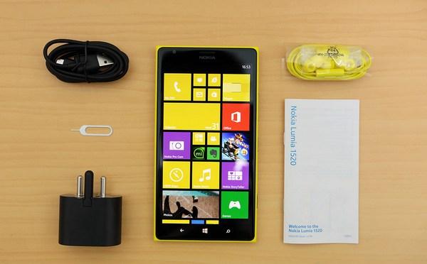 Microsoft Lumia 1525