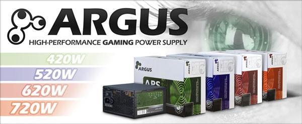 Блоки питания серии Inter-Tech Argus относятся к массовому сегменту