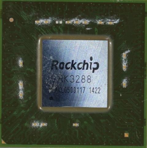 Rockchip RK3288 — первая однокристальная система с процессором AMR Cortex A17
