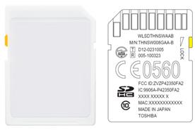 Toshiba THNSW008GAA-B(QB6)