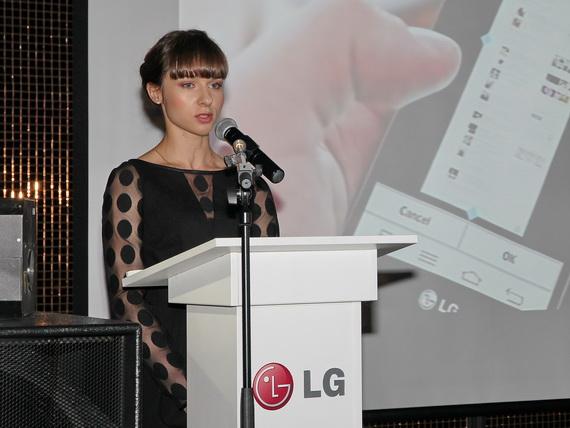 ������� iXBT.com � ��������� LG � ������� � ����� ��������� LG G3