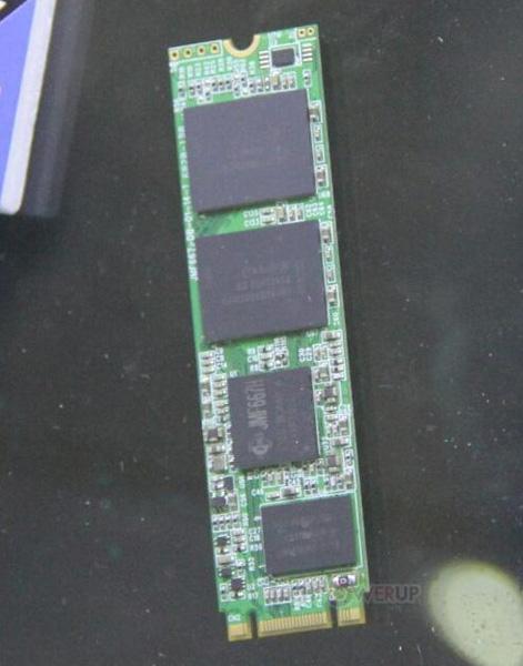 SSD Galaxy Captain