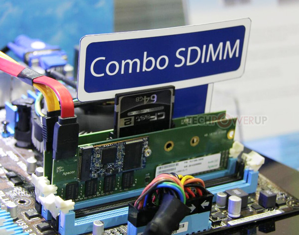 Apacer Combo SDIMM