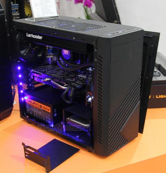 Xigmatek показала компьютерные корпуса Spirit и Spirit-M