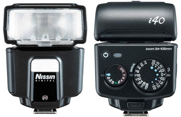 Ориентировочная стоимость Nissin i40 — $250