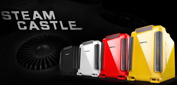 Продажи DeepCool Steam Castle стартуют в июле