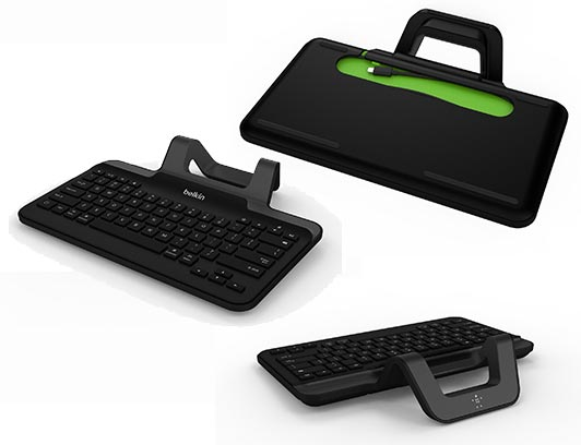 �������� ��� ����������� Belkin Wired Tablet Keyboard with Stand