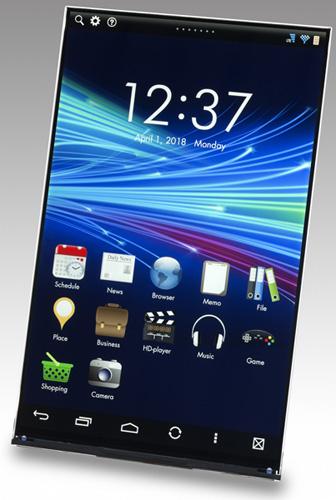 Новый 7-дюймовый экран Japan Display характеризуется высокой яркостью — 1000 кд/кв. м
