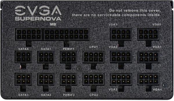 ���� ������� EVGA SuperNOVA 1200 P2 ��������� �� ���� $270