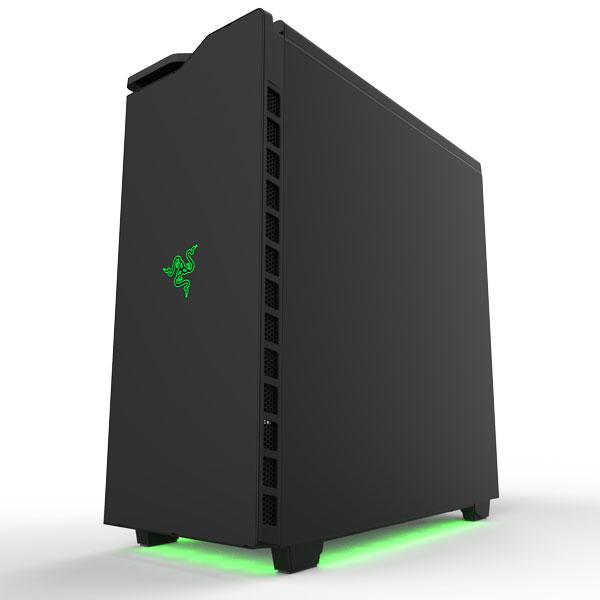 NZXT первой воспользовалась возможностью продавать корпуса Designed by Razer