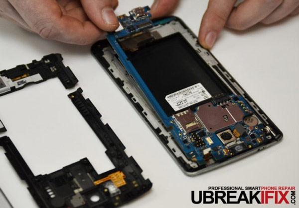 Специалисты uBreakiFix разобрали смартфон LG G3 и высоко оценили его ремонтопригодность