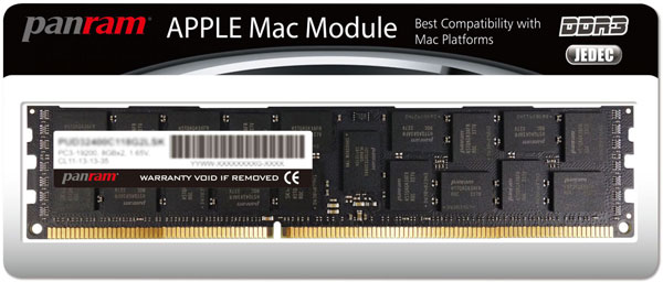 ���� ������� ������ Panram Apple Mac Module ������������� �� ��������