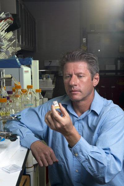 Американскими учеными сделан новый шаг к персонализированному здравоохранению — создан прототип датчика тканевой жидкости