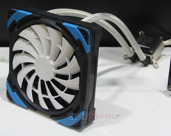 Компания SilverStone представила замкнутые процессорные системы жидкостного охлаждения Tundra TD03 Slim и TD02 Slim