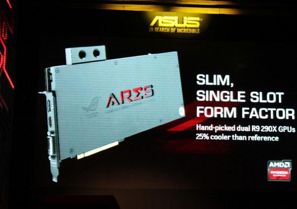 Появление 3D-карты Asus ROG Ares III в продаже ожидается в третьем квартале