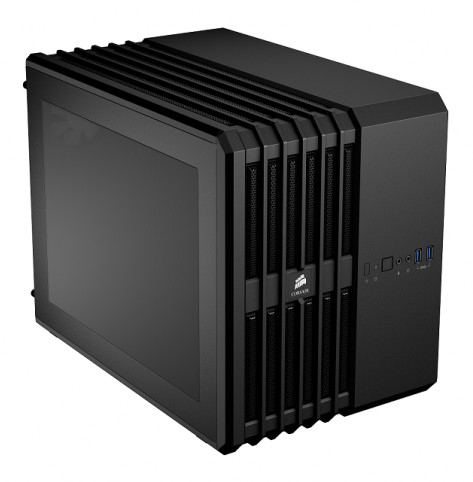 ������ ��� �� Corsair Carbide Series Air 240 ��������� �� ����� ����������� mini-ITX