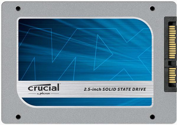 На накопители Crucial MX100 распространяется действие трехлетней гарантии