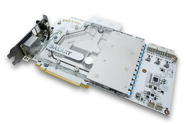 Galaxy GeForce GTX 780 Ti HOF V20