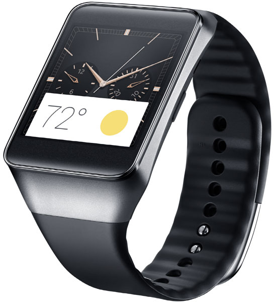 ����� ���� Samsung Gear Live �������� ��� ����������� ������������ ������� Android Wear