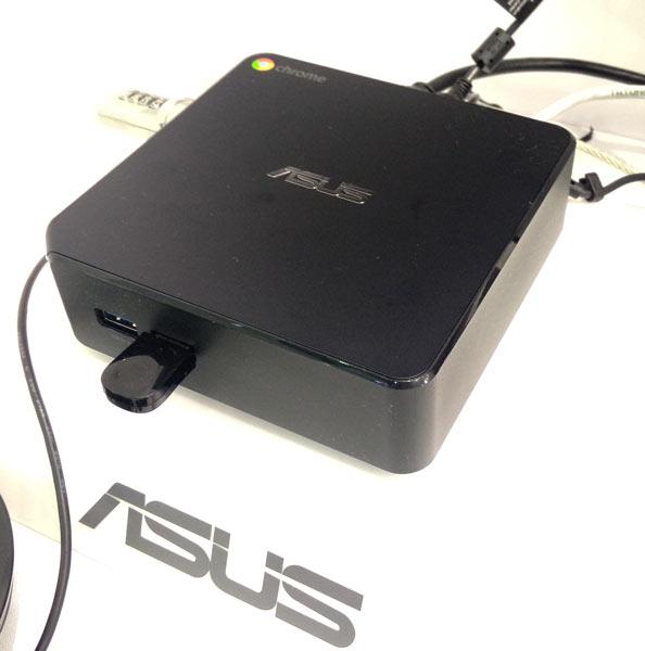 ��������� Intel Core i7-4600U � �� ������������ ������� ������������ Asus Chromebox