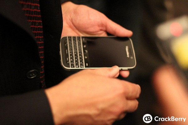 BlackBerry Passport и BlackBerry Classic