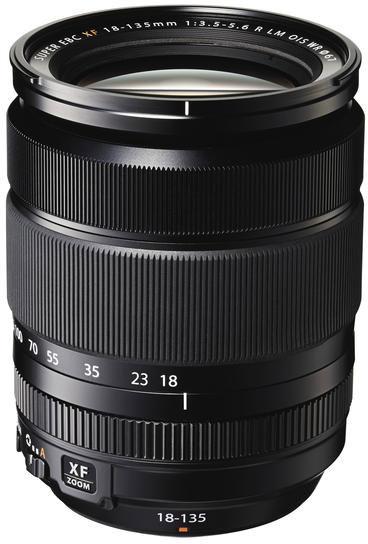 ������� Fujifilm Fujinon XF18-135mm F3.5-5.6 R LM OIS WR �������� � ����