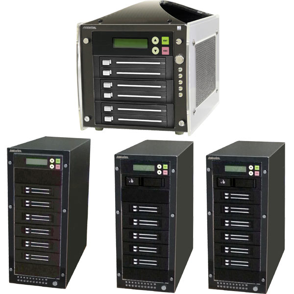 Семейство Addonics M2/SSD/HDD Duplicator включает несколько моделей
