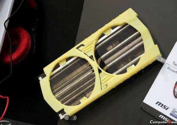 MSI готовит для 3D-карт следующего поколения систему охлаждения Twin Frozr V