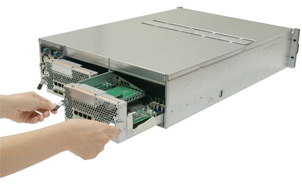 ��������� FlashNAS ZFS RZ-2U12 ����������� 2U ���������� �� 12 �����������