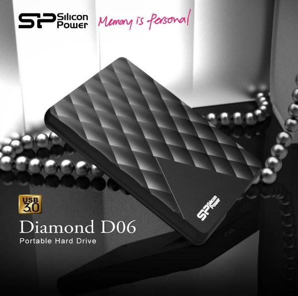 Silicon Power Diamond D06