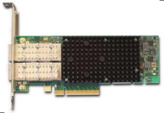Для Solarflare Flareon Ultra SFN7142Q свойственно аппаратное ускорение и функции оптимизации доставки пакетов