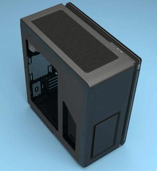 К достоинствам корпуса Phanteks Enthoo Mini XL можно отнести поддержку вентиляторов большого диаметра