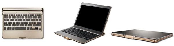 Аксессуары для Samsung Galaxy Tab S: Bluetooth Keyboard