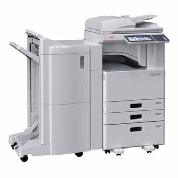 МФУ OKI Data ES9465 и ES9475 выполняют функции печати, копирования и сканирования
