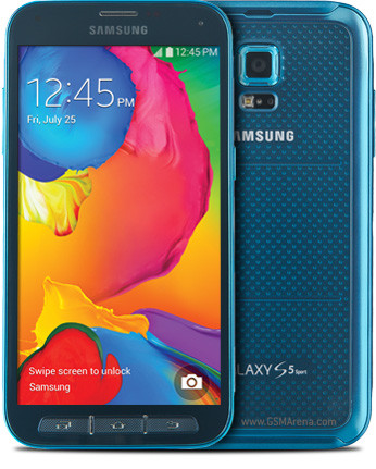 Смартфон Samsung Galaxy S5 Sport доступен только абонентам оператора Sprint