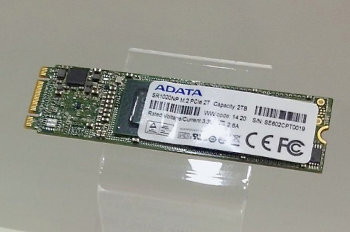 Adata SR1020 типоразмера M.2