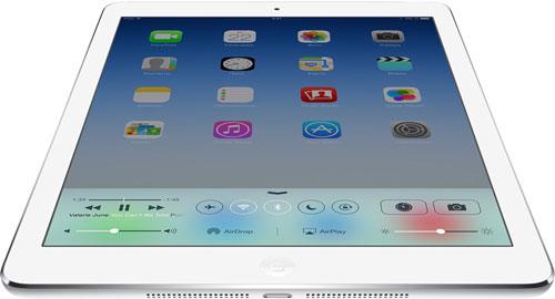 Новое поколение планшета iPad Air не получит внешних отличий от текущего