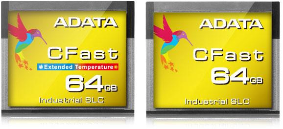 ����� ������ Adata ISC3E CFast ������������� ��� ������������ �����������