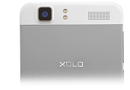 Покупатель может выбрать белый или черный вариант цветового оформления Xolo Q1200
