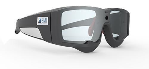 Предыдущая версия устройства — SMI ETG 2 — используется в ведущих исследовательских заведениях
