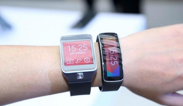 Samsung Gear 2 и Gear Fit