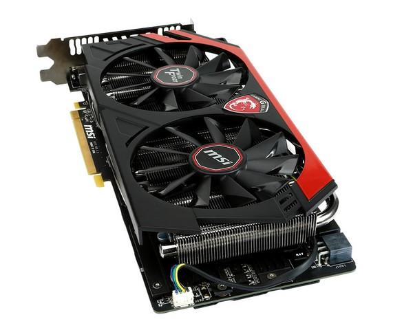 MSI Radeon R9 280X Gaming 6 GB
