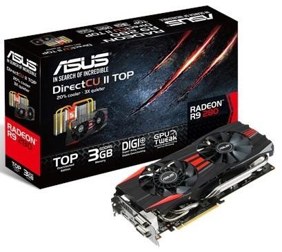 Asus Radeon R9 280