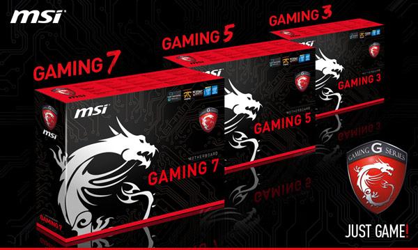 В числе особенностей новых плат семейства MSI Gaming значится наличие высокоскоростного интерфейса SATA-Express