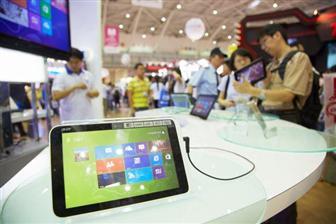 Во всем мире по итогам прошлого года планшеты с ОС, разработанной Microsoft, заняли 2% рынка