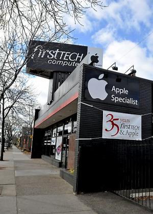 Apple FirstTech