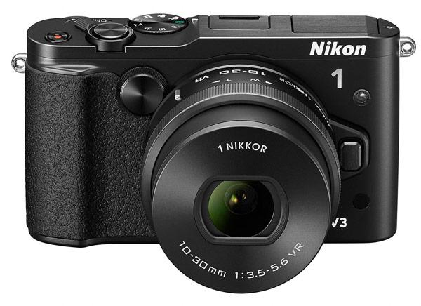 ������������� ������ Nikon 1 V3 ��������� ����� �������� ������ �� ��������� �� 60 �/�